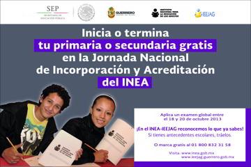 Secundaria online INEA